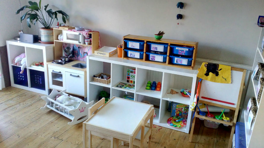 Banner image of playroom